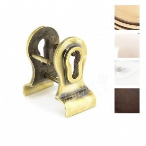 Euro Door Pull 50mm (Back to Back fixings)  - Various Finishes