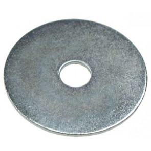 Mudguard Washers - Bright Zinc Plated