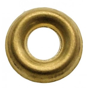 Screw Cups - Brass Plated