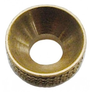 Inset Cups - Solid Brass