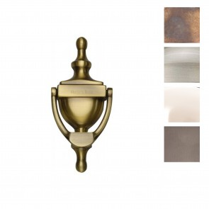Urn Door Knocker 152mm - Various Finishes