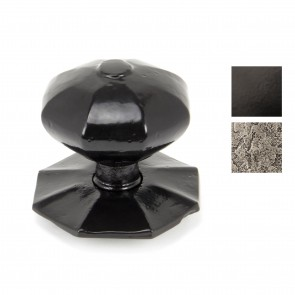 Octagonal Centre Door Knob (INTERNAL) - Various Finishes