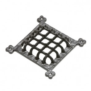 Kirkpatrick - Black Raised Door Grille - Various sizes