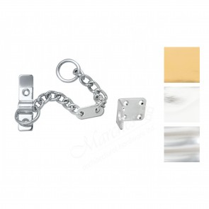 Heavy Duty Door Chain - Various Finishes
