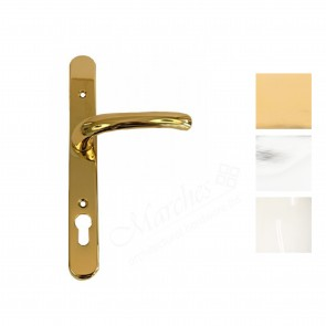 Retrofit Handle (Adjustable Fixing) - Various Finishes