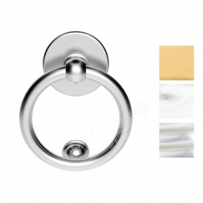 Ring Door Knocker - Various Finishes