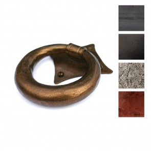 Ring Door Knocker - Various Finishes