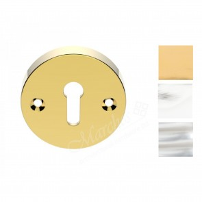 Standard Profile Escutcheons - Various Finishes