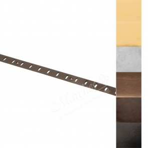 Flat Bookcase Strip 1.83m - Various Finishes