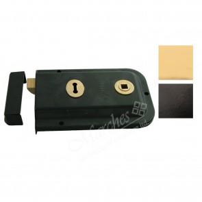 UNION 1445 Rim Lock - Various Finishes