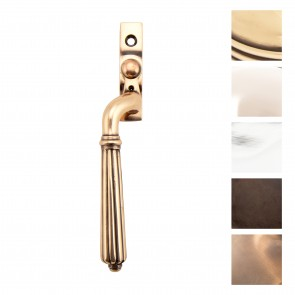 Hinton Left Hand Espag Handles - Various Finishes