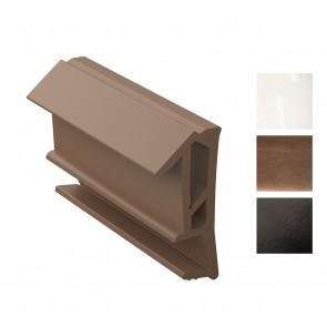 Deventer SPV12 12mm Rebate Weather Seal 180m - Various Finishes