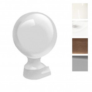 Exitex - Aluminium 125mm Ball Slide in Finial - Various Finishes