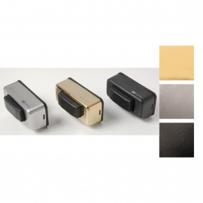 Magnetic Door Catch Set - Various Finishes