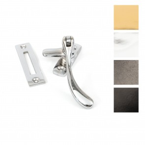 Cast Peardrop Fastener - Various Finishes