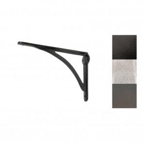 10'' x 7'' Curved Shelf Bracket - Various Finishes