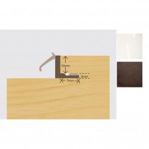 Window 10mm Rebate Seal - 45m
