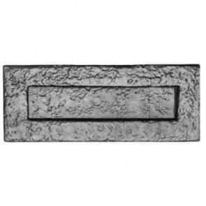 Kirkpatrick 1083 Letter Plate - Black Antique