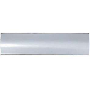 Letter Tidy - Satin Chrome