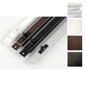 Aluminium Trimvent 90 Slimline - Various Finishes