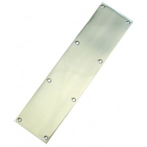 Kickplate - Satin Stainless Steel