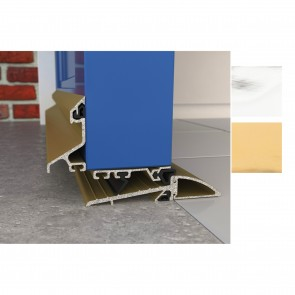 Exitex OUM/TD Thicker Door Sill (914mm) - Various Finishes