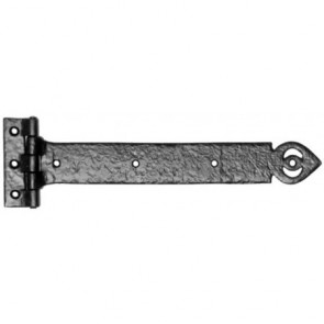 Kirkpatrick Tee Hinge Pair (1161) - Black Antique