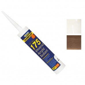 Everbuild Acrylic Paintable Sealant - Various Colours