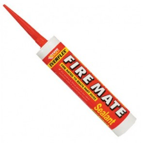 Everbuild Fire Mate Sealant - Various Colours