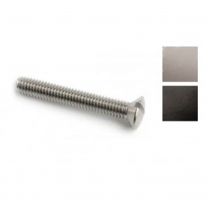 Raised Head Espag M5 Bolt (Various Finishes)