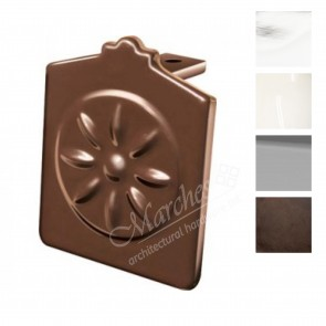 Exitex - Capex 50 Aluminium Endcap - Various Finishes