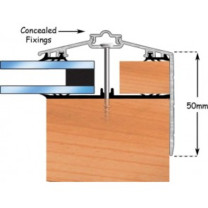 Exitex - Capex 70 Gable End Profile + Rag 55 - Various Lengths & Finishes