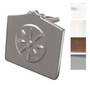 Exitex - Capex 70 Aluminium Endcap - Various Finishes