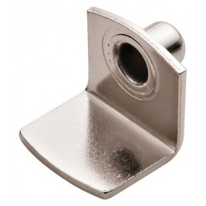 Shelf Support 7mm - Nickel plated
