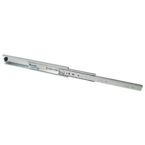 Ball Bearing Drawer Runner Full Extension - Zinc