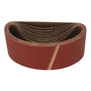Mirka Hiolit X Cloth Sanding Belts 100 x 610mm (10) - Various Grit
