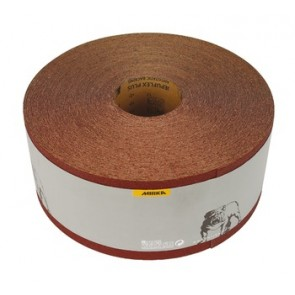 Mirka Jepuplex Plus Red Abrasive Roll - 115mm wide - 50m