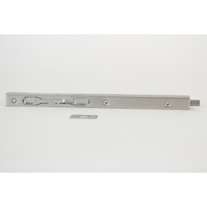300mm Box Type Lever Action Flush Bolt - Satin Stainless Steel (304)