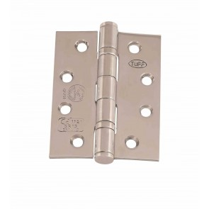 "4"" Ball Bearing Butt Hinge (Pack of 15 Hinges) - SSS"