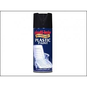 Plastic Paint Spray Gloss - 400ml