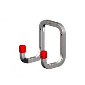 Double Wall Hook 120 x 98 x 90mm - Galvanised Steel