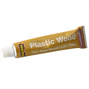 Rustins Plastic Wood Tube