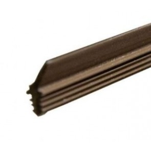 Standard Weather Strip 2.4m - Brown