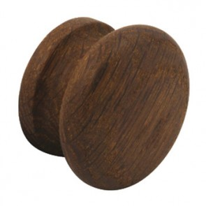 Yoyo Oak Knob 56mm - Smoked