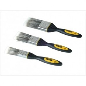 Stanley Dynagrip Synthetic Paint Brush - Various Sizes