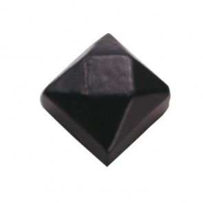 Door Stud - Black - Various Sizes
