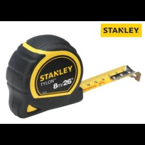 Stanley Tylon Tape Measure 8m/26ft (Width 25mm)