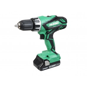 XMS18CD2BAT HIKOKI 18V Combi Drill with 2 x 2.5Ah Li-Ion Batteries