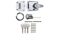 Double Locking Night Latches