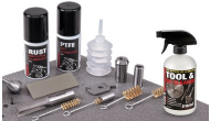 Sharpening & Lubricants & Cutter Cleaning